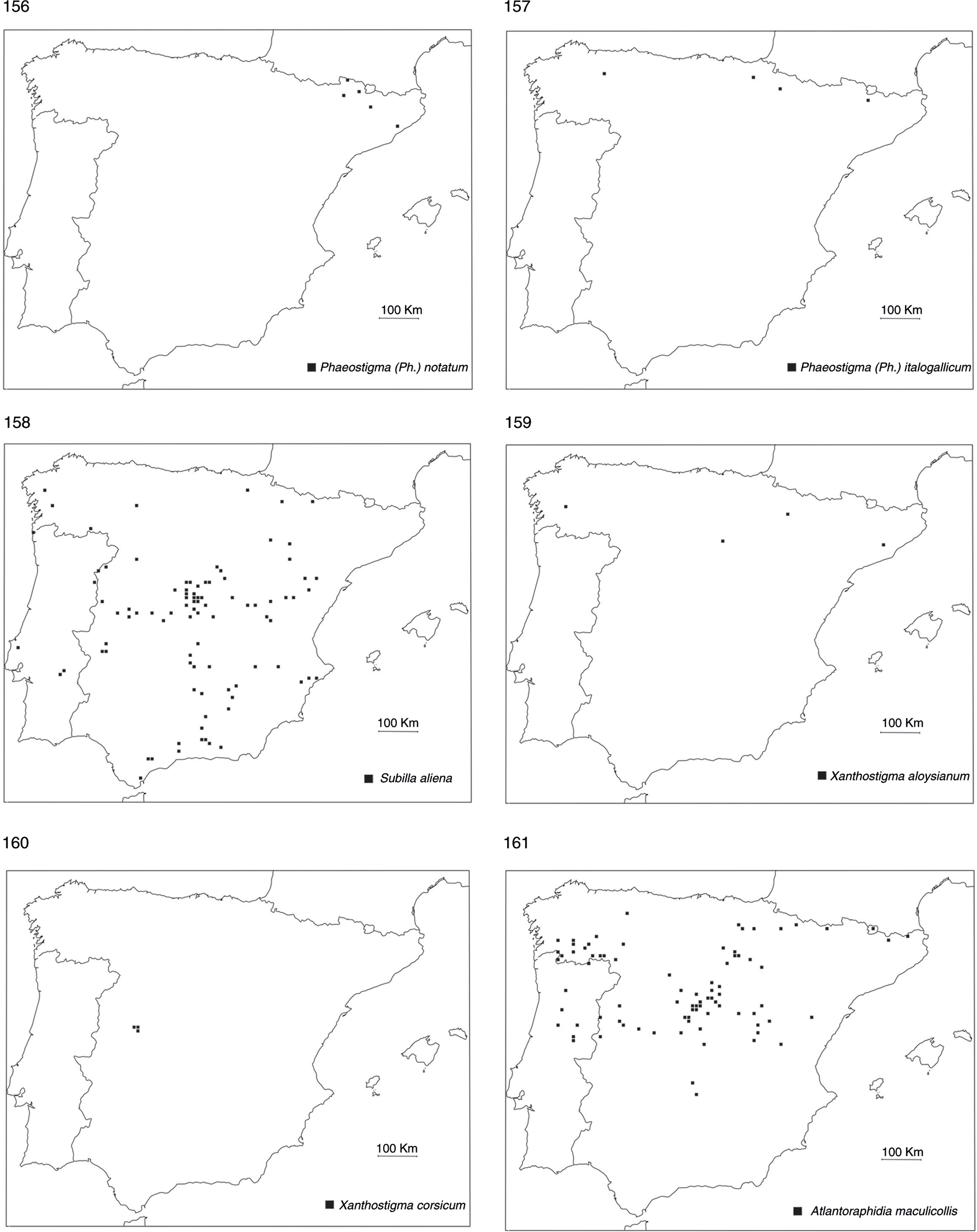 Los rafidiópteros de la Península Ibérica (Insecta, Neuropterida ...
